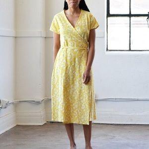 Dresses & Skirts - po-em • garden ode dress • medium